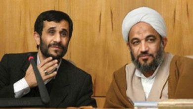 مرتضی آقاتهرانی و محمود احمدی نژاد