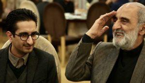 حسین شریعتمداری مدیر کیهان و پیام فضلی نژاد