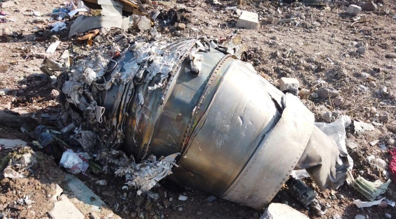 مشاهدات یک عکاس از محل سانحهی پرواز ۷۵۲