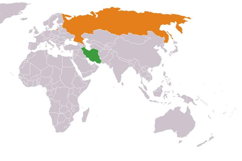 نفوذ روسیه در ایران