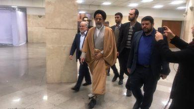 بازدید وزیر اطلاعات از ستاد انتخابات کشور