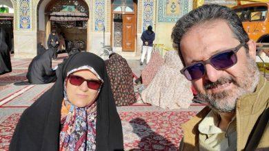 جمیله کدیور به ایران آمد مهاجرانی میآید؟