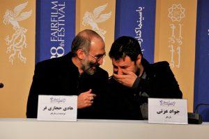 گزارش تصویری | هفتمین روز از سی و هشتمین جشنواره فیلم فجر