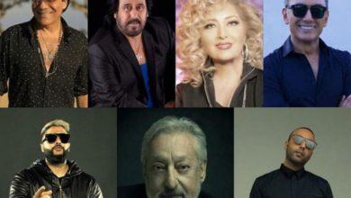 کنسرت خوانندگان ایرانی در عربستان