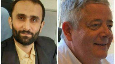 تبادل همزمان 2 زندانی ایران و فرانسه