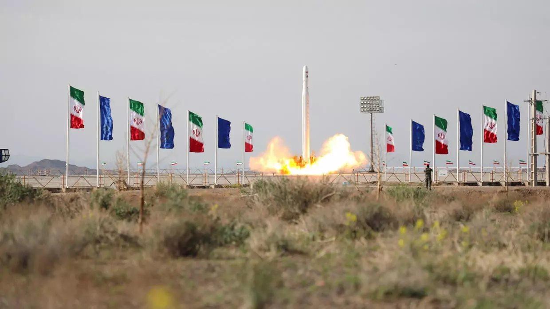 رصد ماهواره نظامی ایران از سوی ستاره شناسان آماتور