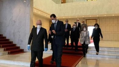 در دیدار ظریف و بشار اسد چه گذشت؟