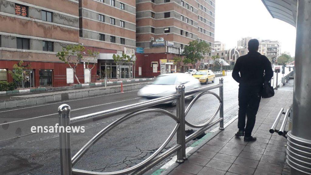 گزارش تصویری - سهشنبه صبح در تهران