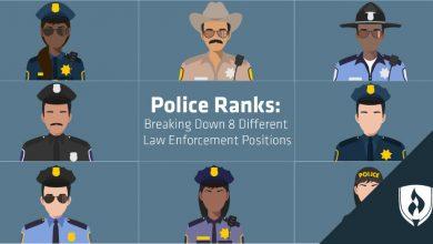 ساختار پلیس در آمریکا