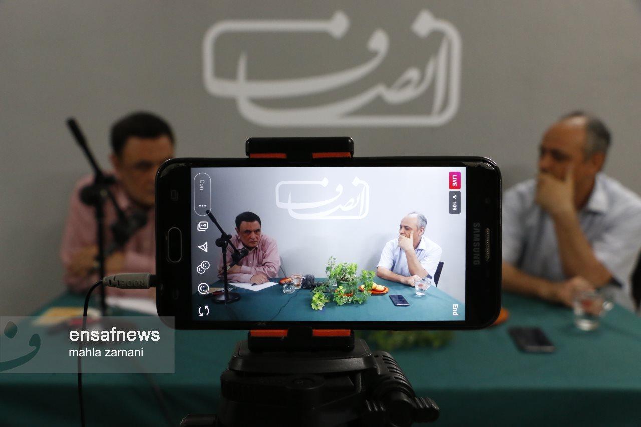 فیلم | حقوق شهروندی در ایران؛ مناظره زیدآبادی و ناصر ایمانی