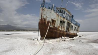 هشدار: بازگشت خطر مرگ دریاچه ارومیه