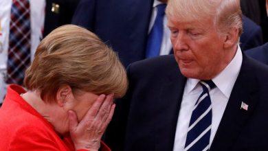 ترامپ: آلمانیها بزهکارند!