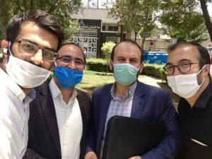 دادگاه وحید اشتری و میلاد گودرزی