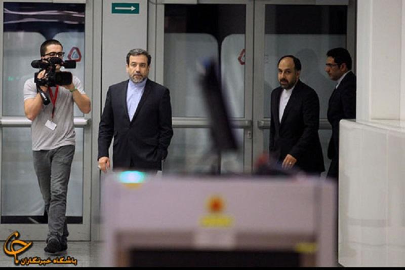 انتقاد عراقچی از رفتار نمایندگان با ظریف
