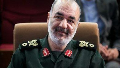 سرلشکر سلامی - فرمانده سپاه