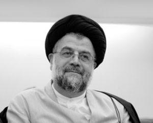 حجت الاسلام موسوی تبریزی رئیس دادگاه سینما رکس