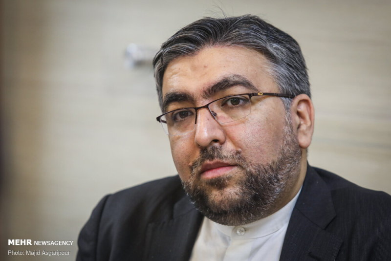 ابوالفضل عمویی - سخنگوی کمیسیون امنیت ملی و سیاست خارجی