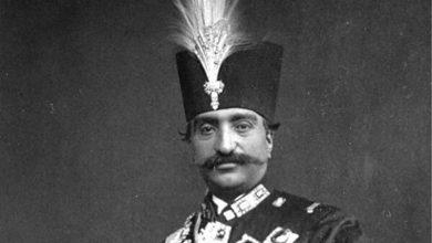 ناصر الدین شاه