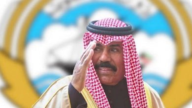 نواف الاحمد - امیر جدید کویت