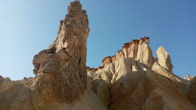 عکس | کوههای مریخی قشلاق زگلیگ کوربلاغ