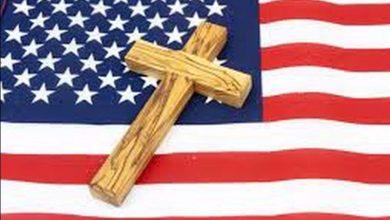 چرا آمریکا مسیحی است؟