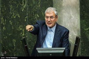 کاندیداهای احتمالی ۱۴۰۰ - علی ربیعی