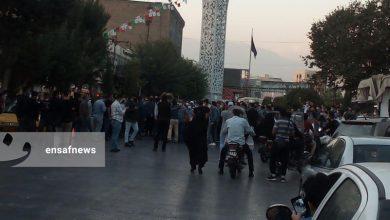 تجمع حمایت از قره باغ در تهران