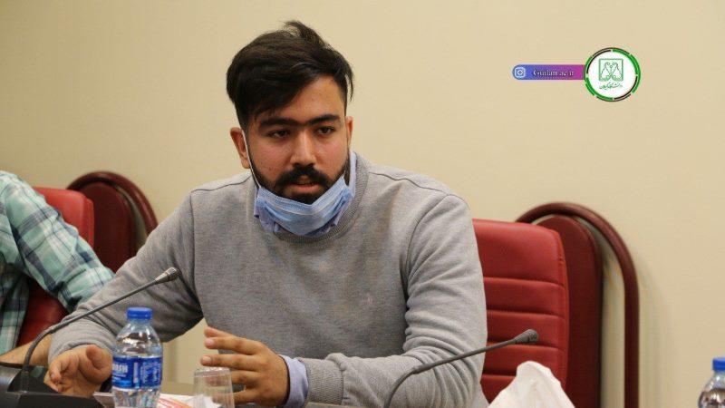 عملکرد یکسالهی انجمن اسلامی دانشجویان دانشگاه گیلان
