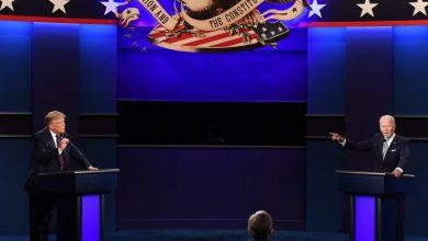 دو گانگی شخصیتی بایدن در آخرین مناظره با ترامپ