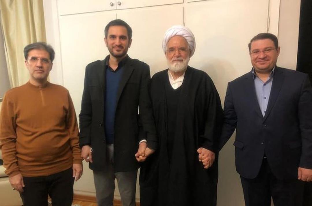 نگرانی کروبی برای مردم و ایران | گزارش دیدار امروز