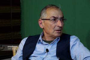فیلم   مصاحبه با صادق زیباکلام درباره ی انتخابات ۱۴۰۰