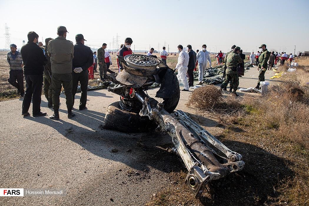 خون مظلومان هواپیمای اوکراین؛ بهای به نمایش درآمدن عمق بی کفایتیها