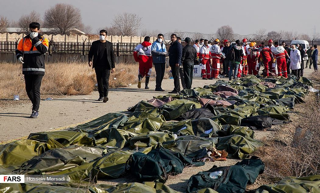 گفتوگو با خانواده دو قربانی سانحه هواپیمای اوکراینی