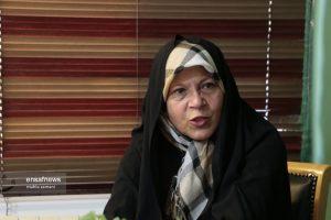 فیلم | مصاحبه با فائزه هاشمی در سالگرد آیت الله