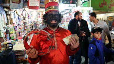  علی نصیریان: سیاهی صورت حاجی فیروز ربطی به نژادپرستی ندارد