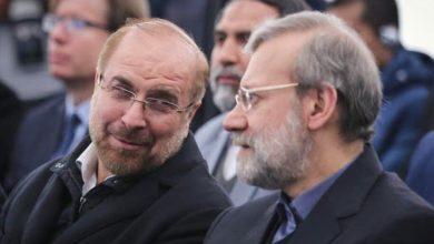روزنامهی قالیباف از افزایش احتمال کاندیداتوری لاریجانی خبر داد