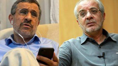 افشاگری احمدی نژاد دربارهی خجسته