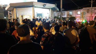 اعتراض مردم به قطع برق