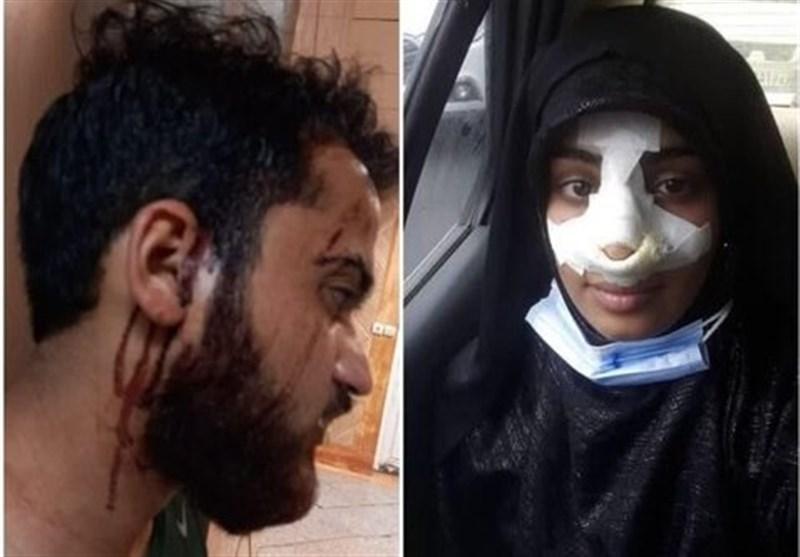 دو نفر دیگر بعد از تذکر «کشف حجاب» کتک خوردند