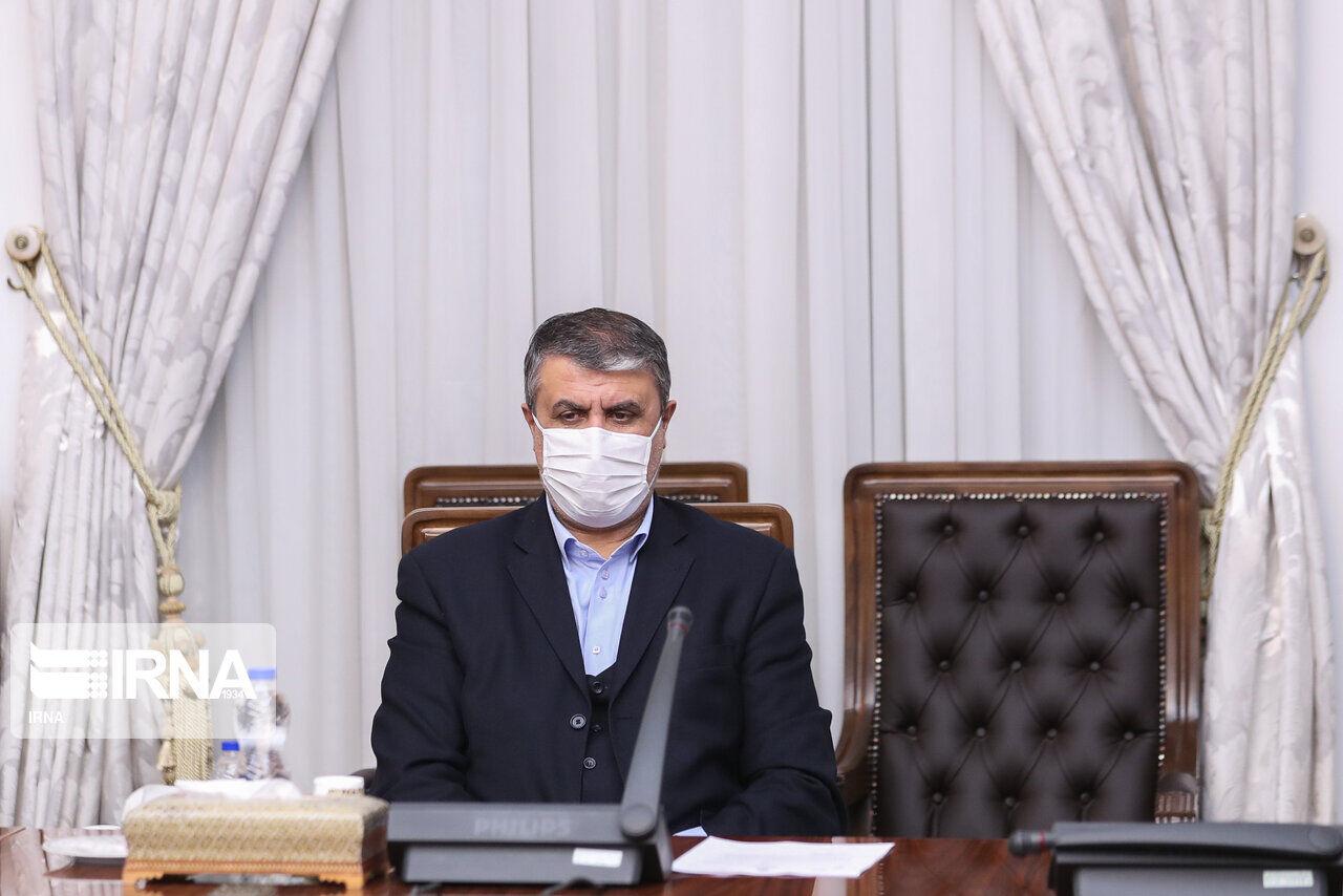 محمد اسلامی رییس سازمان انرژی اتمی