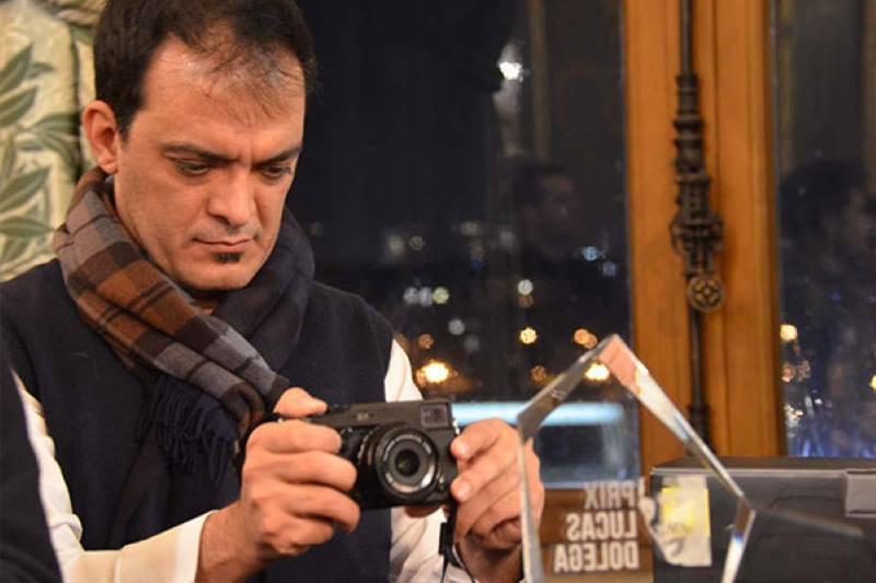 بازداشت مجید سعیدی