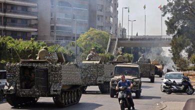 آخرین خبرها از درگیری مسلحانه در بیروت [+بیانیه مشترک حزبالله و امل]