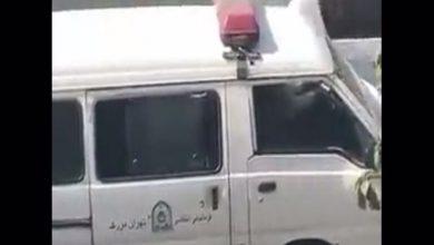 ۲۲ مهر ۱۴۰۰ واکنش پلیس به کلیپ بدرفتاری با یک زن: با ماموران برخورد انضباطی شد