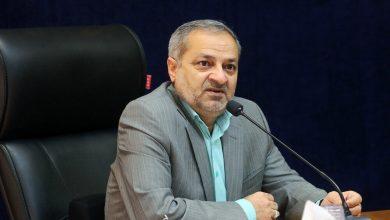 علیرضا کاظمی وزیر آموزش و پرورش