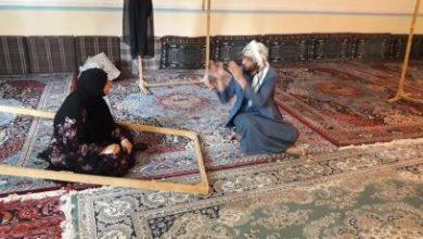 تمرین تئاتر در حسینیه