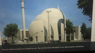 تحلیل مهاجرانی از طنین صداى اذان مسجد در كلن