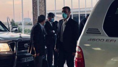 جزئیات دیپورت احمدی نژاد از امارات
